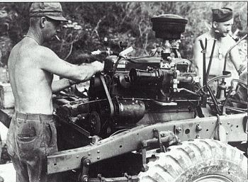 GMC engine maintenance 1