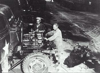 GMC engine maintenance 2