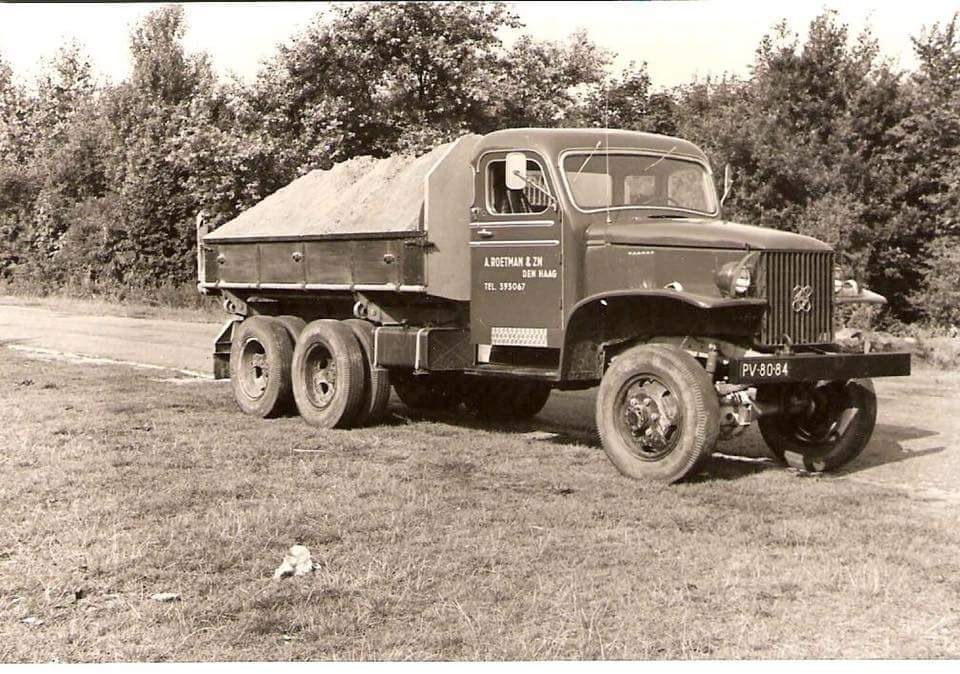 GMC tipper