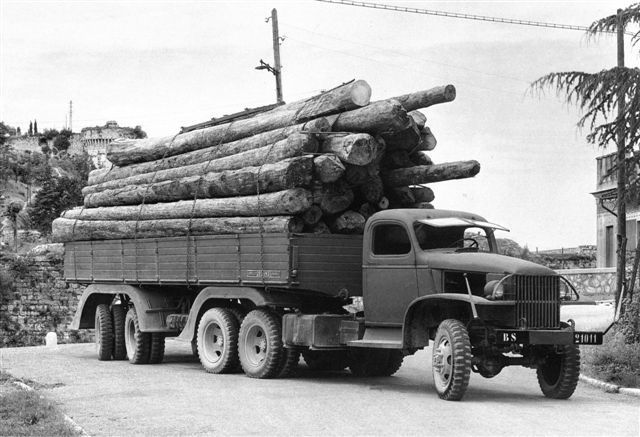 GMC boomtransport